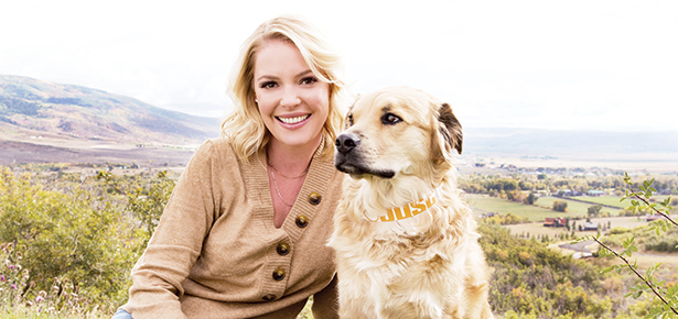 Katherine Heigl Launches Pet Line Dedicated to Ending Animal