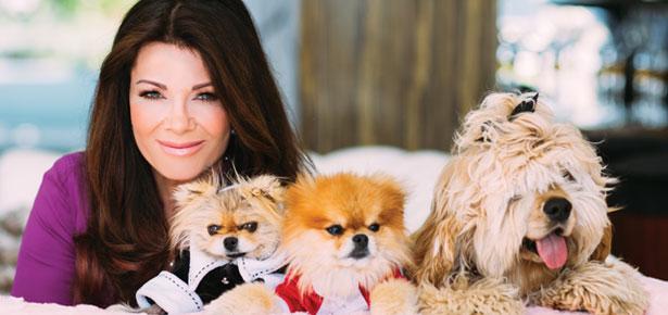 Lisa Vanderpump Totally Rules Modern Dog Magazine