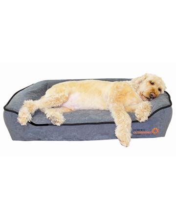 Buddy Rest Dormeo Octaspring Bolster Dog Bed