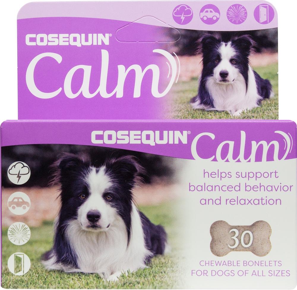nutramax laboratories launches cosequin calm behavioral health supplement modern dog magazine. Black Bedroom Furniture Sets. Home Design Ideas