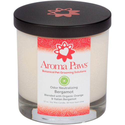 Aroma Paws Odour Neutralizing soy wax candles