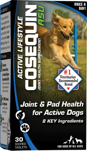 nutramax laboratories veterinary sciences inc launches cosequin asu active lifestyle joint. Black Bedroom Furniture Sets. Home Design Ideas
