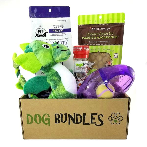 Dog Bundles subscription box for dog