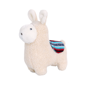 Llama toy from ZippyPaws