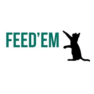 Feed'em Pet Feeder