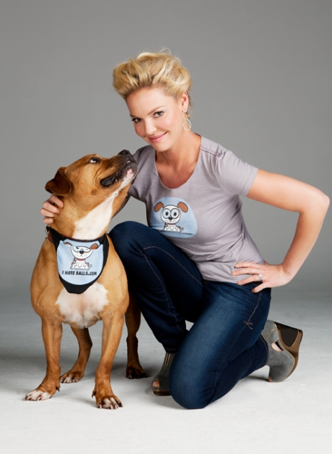 katherine heigl means business modern dog magazine