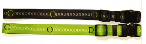 God/Dog Collar