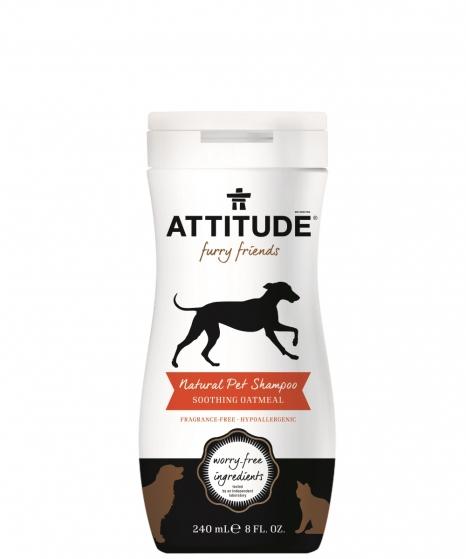 Attitude Living Oatmeal Shampoo