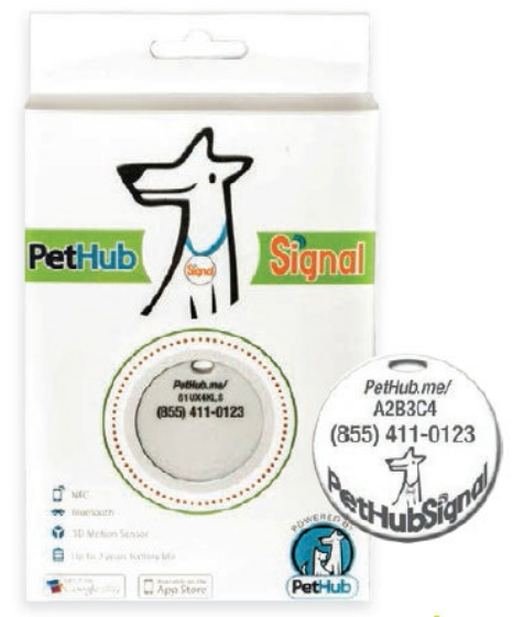 PetHub Signal Tag