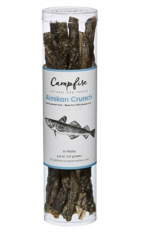 Campfire Alaskan Crunch
