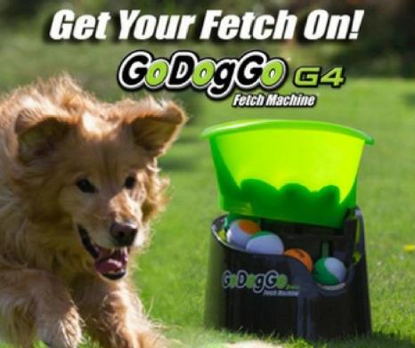 Godoggo Automatic Dog Ball Thrower