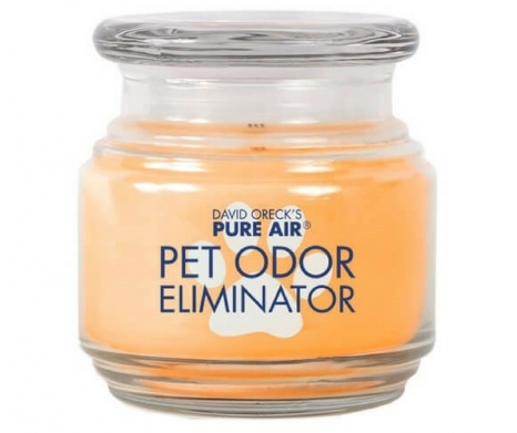 David Oreck's Pet Odor Eliminating Candle