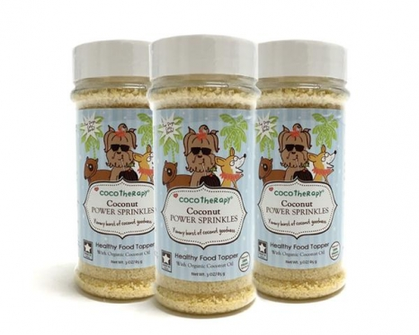 Coconut Sprinkles by Cocotherapy