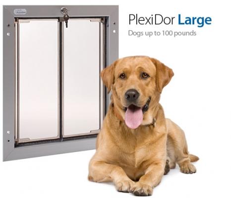 PlexiDor Door Unit