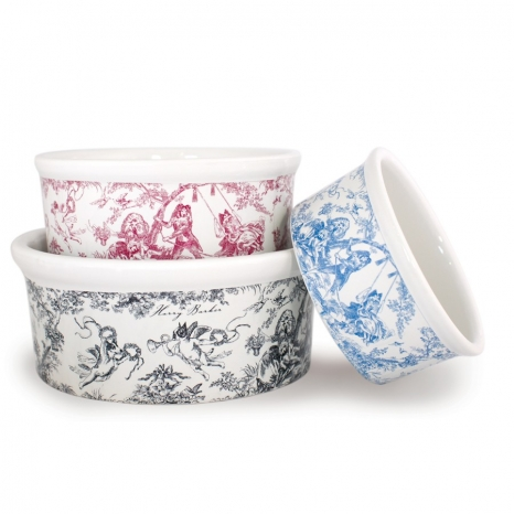 Harry Barker's Toile Bowls