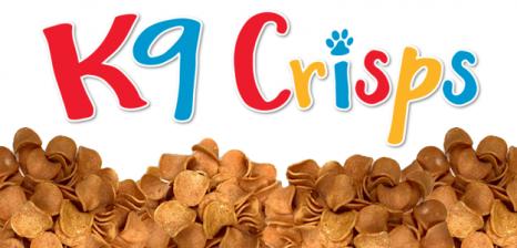 K9 Crisps Logo