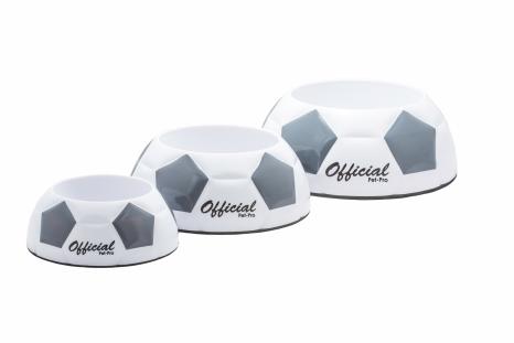 Remarkabowl Soccer Ball Dog Dish