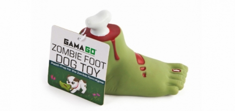Gamago Zombie Foot Toy