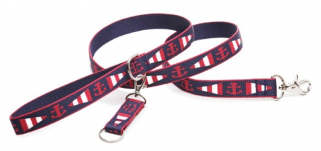 Newport Dog Leash from Harry Barker