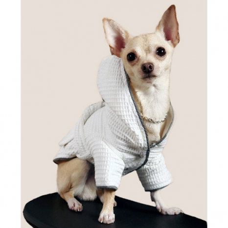 Dog Bathrobe