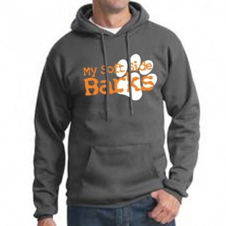 Show Your Soft Side Hoodie