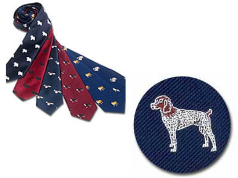 Anything Dogs Dapper Breed Neckties