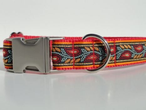 Autumn Dog Collar