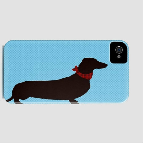 Dachshund iPhone Case