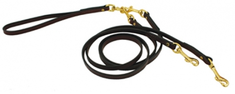 No Tangle Two Dog Leash
