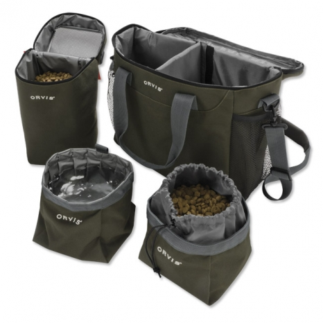 Orvis Dog Travel Kit