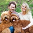 TOMS founder Blake Mycoskie and his wife Heather