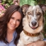Jennifer Love Hewitt Modern Dog