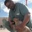 Prison dog program