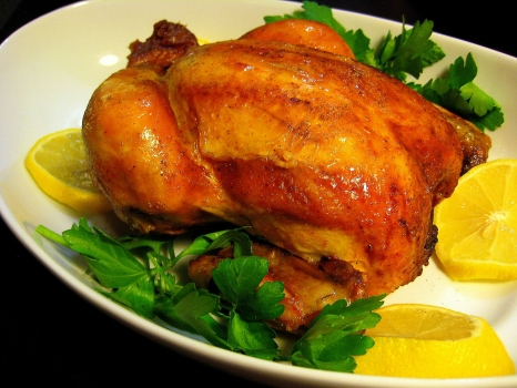CUlpability and a roast chicken