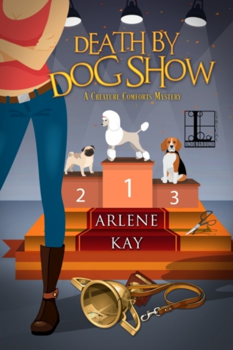 Death by Dog Show cover