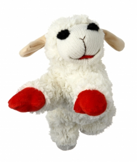 Lamb Chop Dog a Lamb Chop Dog Toy