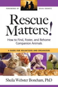 Connie's Book Club - Rescue Matters!