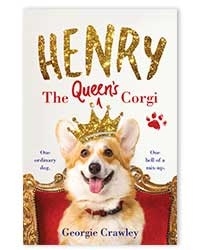HenryTheQueensCorgi