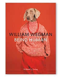 WilliamWegmanBeingHuman