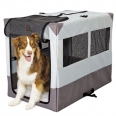 Portable crate from MidWest Homes for Pets