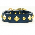 Studded collar by Ella's Lead