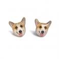 Dog breed earrings