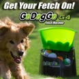 Go Dog Go Automatic Ball Throwing Machine