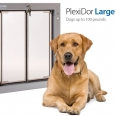 PlexiDor Door Unit