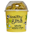 Healthy Dogma Blissful Banana Crisps Treats
