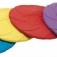Dog-O-Soar Rubber Frisbee