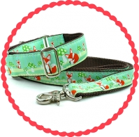 Leash and Collar set from 2 Hounds Design