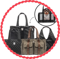 Win 1 of 4 Interchangeable Pet Carriers by Miso Pup