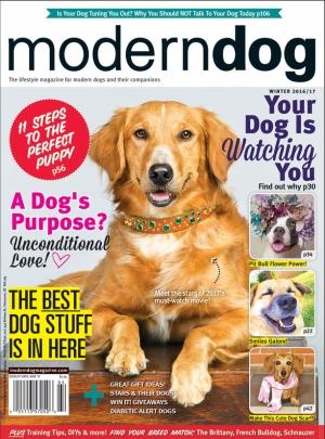 Winter 2016 17 Modern Dog Magazine