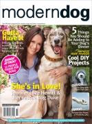 Modern Dog Magazine Cover